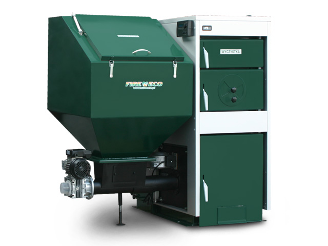 EPOS - boilers with automatics - FIRE ECO